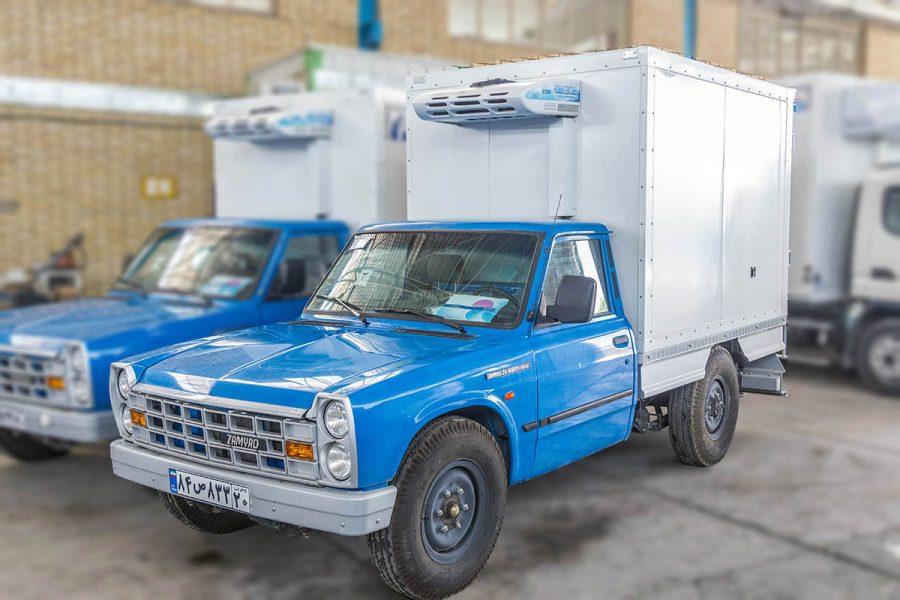یخچال نیسان - راهنمای خرید یخچال نیسان