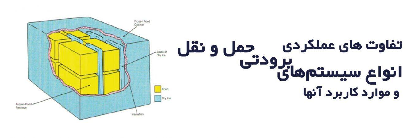 تفاوت های عملکردی انواع سیستم های برودتی یخچال کامیون ها و موارد کاربرد آنها
